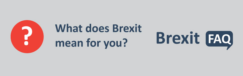 What does Brexit mean for you?