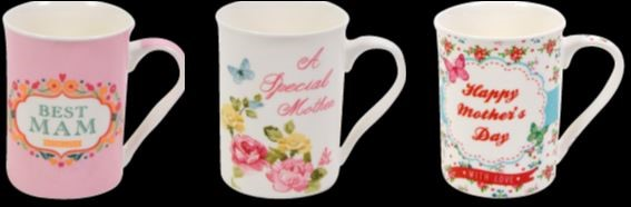 Heatons Mothers Day Mugs