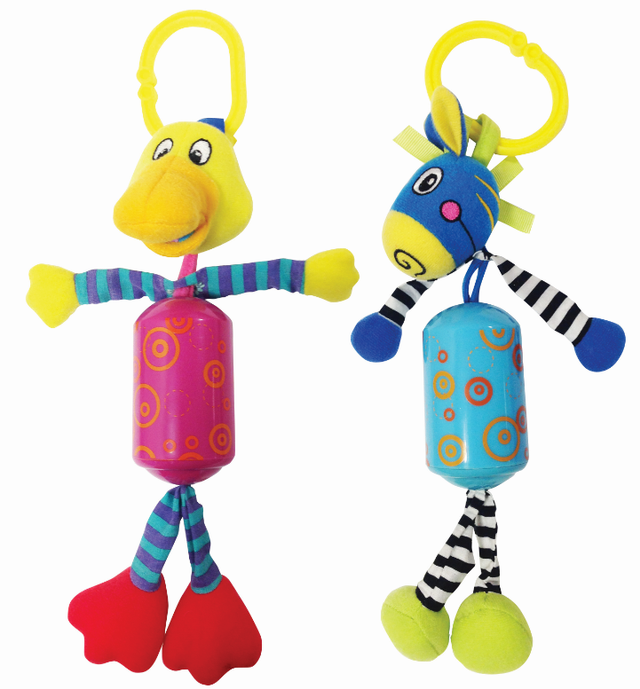 Aldi NUBY rattles and teethers