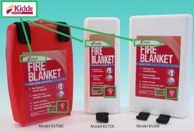 Kidde Fire Blanket 2