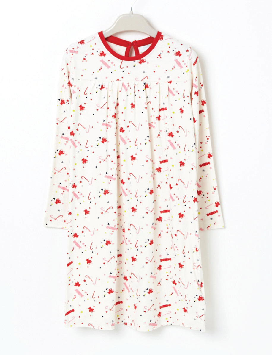 Dunnes Stores Candy Cane Nightdress