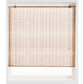 Argos bamboo roll-up blind