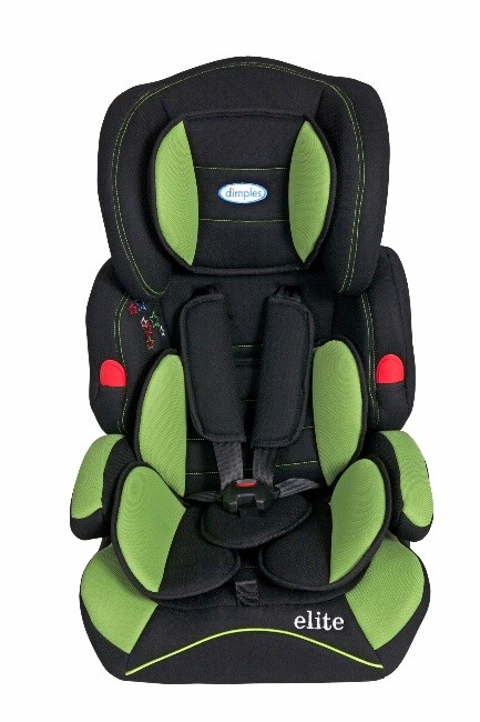 Dimples Elite Group 1-2-3 Car Seat