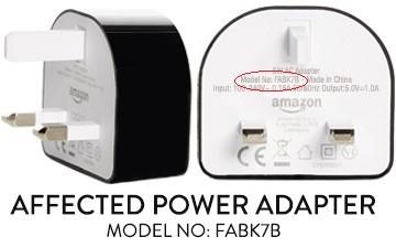 Amazon power adapter