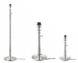 Ikea Gothem lamps