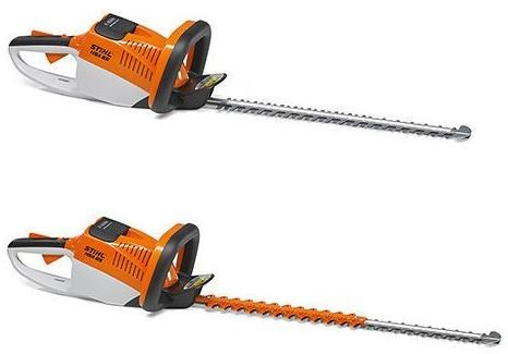 STIHL HSA 65 and HSA 85 Cordless Hedge Trimmers