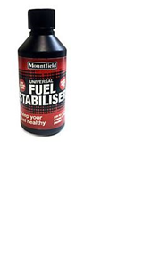 Mountfield & Mac Allister Petrol Lawnmowers Fuel Stabiliser