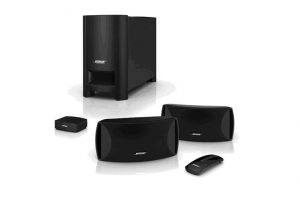 Bose CineMate GS Series II and Bose CineMate Series II speaker systems