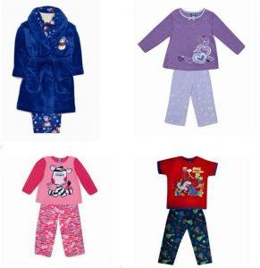 Heatons Childrens Print Pyjamas