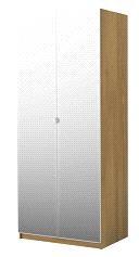 IKEA PAX AURLAND wardrobe mirror door