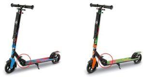 Lidl 'Playtive' aluminium scooter