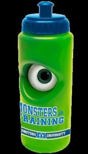Monsters University Plastic Sports Bottles