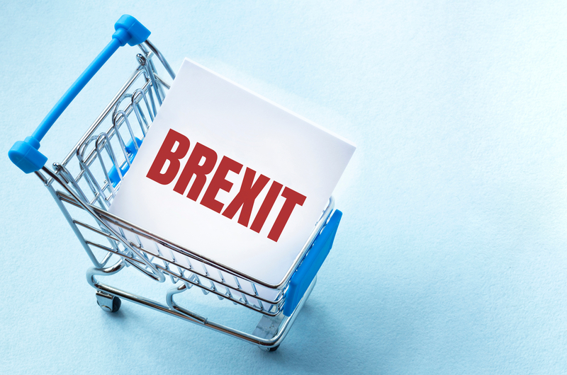 Brexit and shopping online